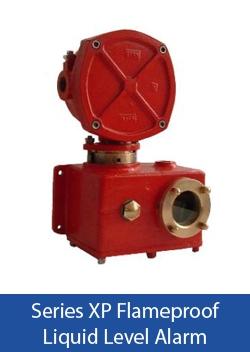 Ajax-XP-Flameproof-liquid-level-alarm - Flocare