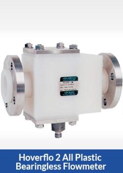 apollo hoverflo 2 all plastic bearingless flowmeter flocare