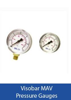 valco-pressure-gauges-visobar-MAV - Flocare