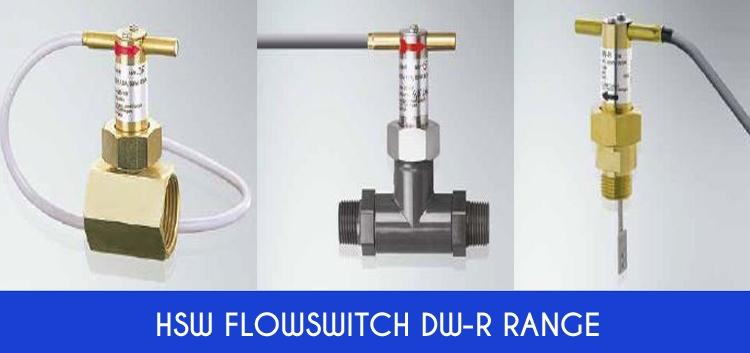 HSW-Flowswitch-DW-R-range - Flocare